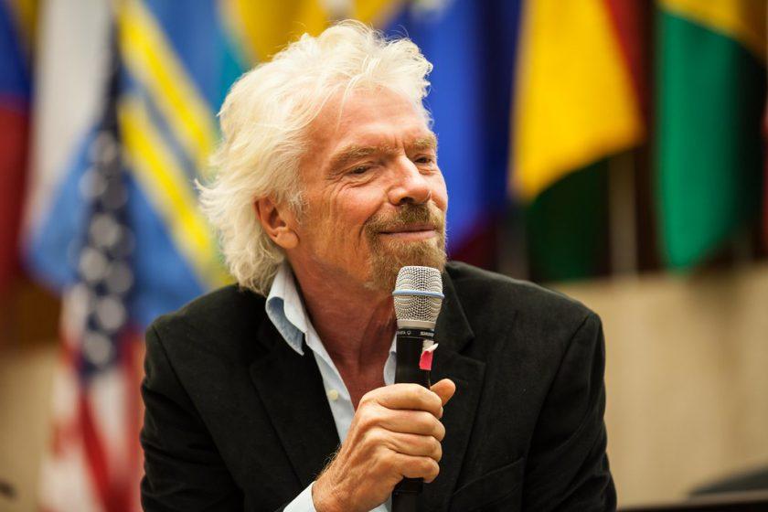 著名人に学ぶ リチャード・ブランソン他「ビジネススクールでは教えない100万ドルの授業 」